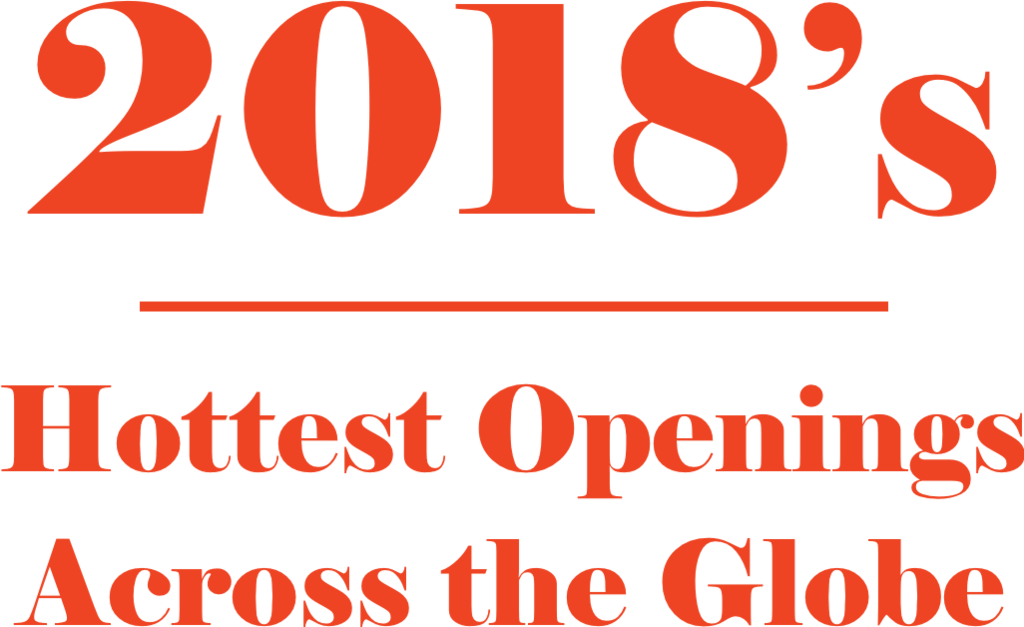 2018 New Openings